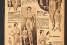Antique Corset Advertisements