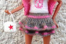 barbie wears