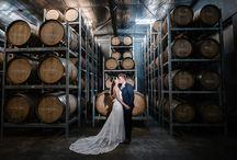 Oakridge Wines Weddings Wine Barrels