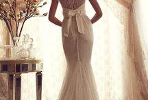 Elegant and beautiful wedding dresses / Beautiful collection