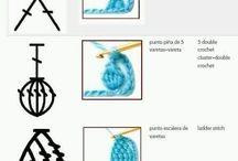 szydełko wzory