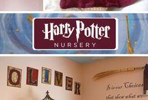 Geeky Nursery Ideas