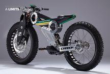 Bikes we like / Mostly ebikes and revolution status bikes / by Zelena vozila ( GREEN VEHICLES )