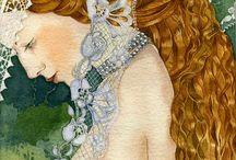 Masha Kurbatova - Illustrator