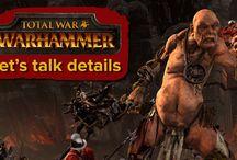 Warhammer [Fantasy/40K] / Warhammer Fantasy & 40K