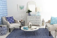 Blue Interior Inspirations