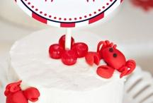 Crab Birthday Party
