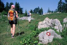 Hiking in Slovenia / Julian Alps, Kamnik Alps, Karavanke, Pohorje, Dolenjska