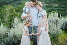 Outdoor Family Shoots