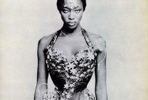 Naomi Campbell / Modelo