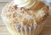 desserts/treats / by Heather Gross