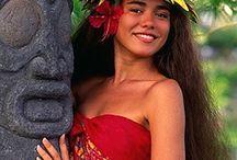 Tahitian vahine
