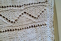 placemat knit and crochet