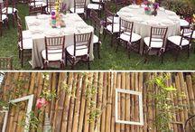 Wedding Decor Ideas / by Brittany M