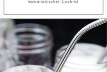 Cocktails alkoholfrei