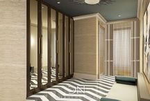 Closets/DressingRooms&Vanities / by Kim Mabie