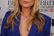 BRITS 2016 - WOMEN / Who do you think wore the best hair at the Brit Awards 2016?