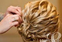 Hair/makeup / by Danielle Mangano