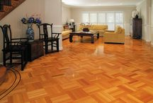 Our examples for wooden flooring