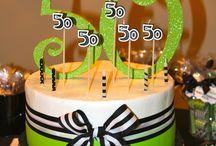 50th Birthday ideas / by Amanda Rivera