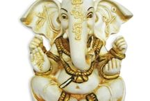 Lord Ganesha Idols / Embellish your house with these Ganesha statues or gift them to your loved ones!