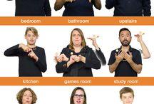 Sign Language ~ Auslan
