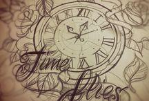 Tattoos / by Samantha Ocker