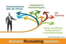 Small Business Accounting Solutions