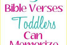 Bible teaching for children