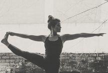 Gummy Yoga Shoot / by Talitha Vanzo