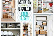 Organization / by Jillian Bretz