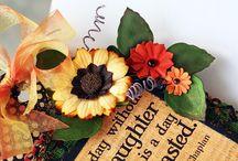 Handmade flowers / DIY handmade flowers