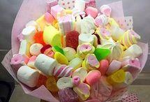 Букет сладкий