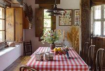 cocina campo