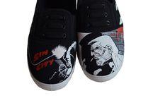 shoes comics