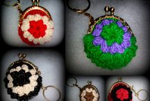 Monederos a Crochet / Monederos a Crochet