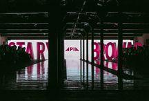 Pokaz mody. Kolekcja jesien/zima 2015/16 #Apia #Buty #VanGraff #StaryBrowar