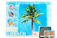 Palm Tree Home Decor / Palm trees are the ultimate symbol of the tropical life. Make your home more beach-friendly with our favorite picks for palm tree decor.