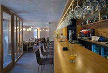 Restaurantes y bares recomendables