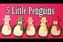 Preschool Penguins / by Stacy Moynahan Paradiso