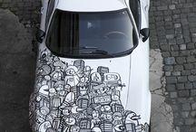 Auto zentangle