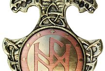 Mystic Jewelry / This is a collection of mystic, fantasy, new age, pagan and witchy jewelry.