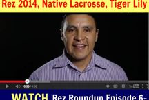 RezRoundup / Chase Iron Eyes talks about the latest news in the #RezRoundup / by Lakota People's Law Project
