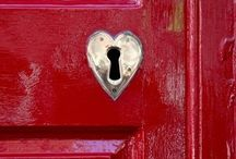Doors / Charming doors and knobs.  / by Gayle Gray