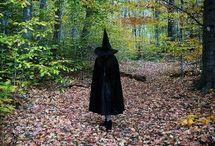 Heks i skogen