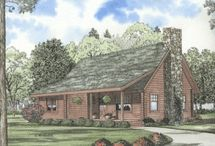 Awesome Log Home Floorplans / Log home floor plans we particularly like.