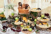 buffet mariages
