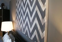 Master Bedroom / by Emily Hopkins