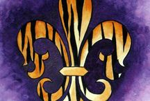 LSU Things I love / Love Lsu / by Christina Nowling