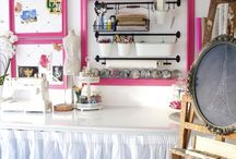 Creative Space / by Erika Holmes